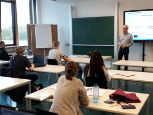 Vocational Academy Hamburg Introduces Students to INBETS