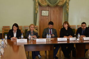 Realization of National projects in St. Petersburg – Meeting