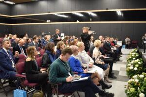 INBETS BSR project presented at St. Petersburg International Forum