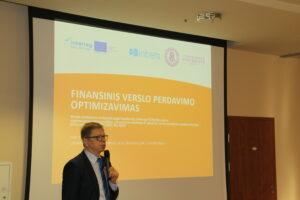 Business Succession Education Training – held by Vytautas Magnus University