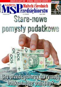 INBETS in the Polish magazine Gazeta MSP